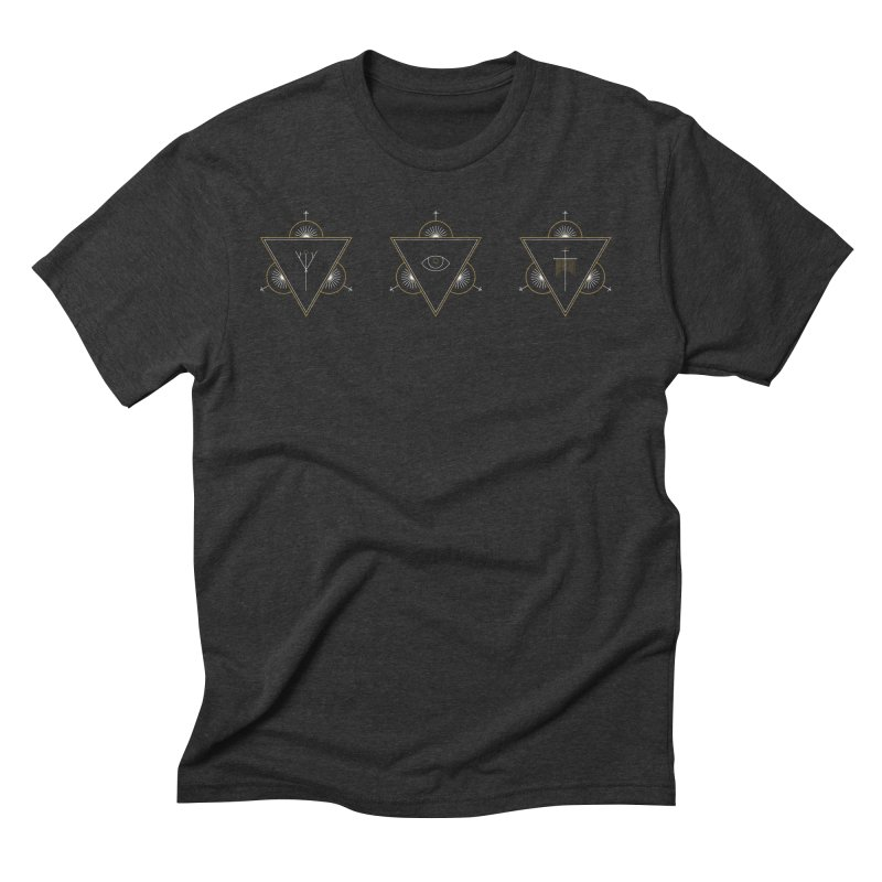 The Few Men's T-Shirt by 2556 - Works by Jeremy Burns