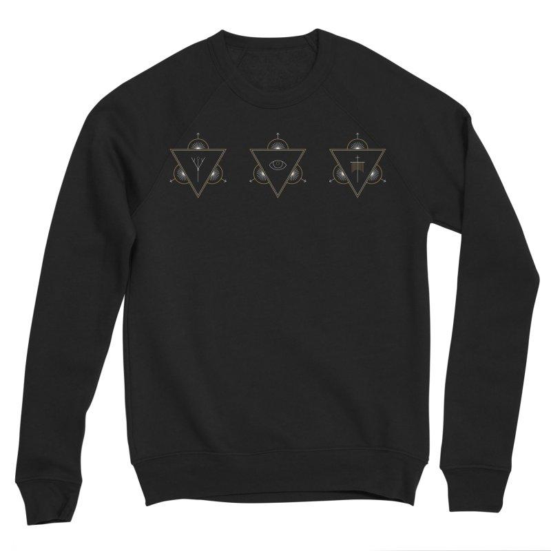 The Few Men's Sweatshirt by 2556 - Works by Jeremy Burns