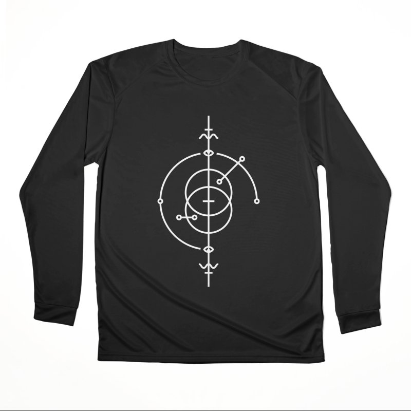 The Path Women's Longsleeve T-Shirt by 2556 - Works by Jeremy Burns