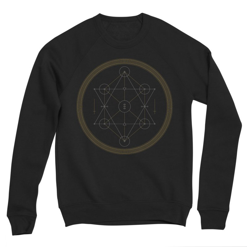 Third Eye Men's Sweatshirt by 2556 - Works by Jeremy Burns