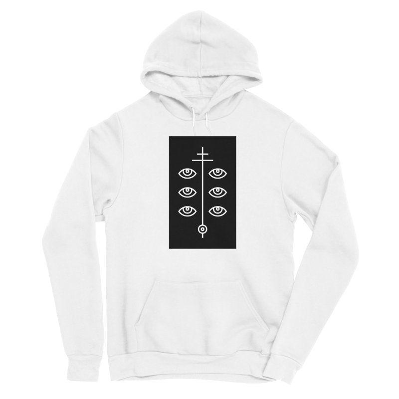 The Seal Men's Pullover Hoody by 2556 - Works by Jeremy Burns