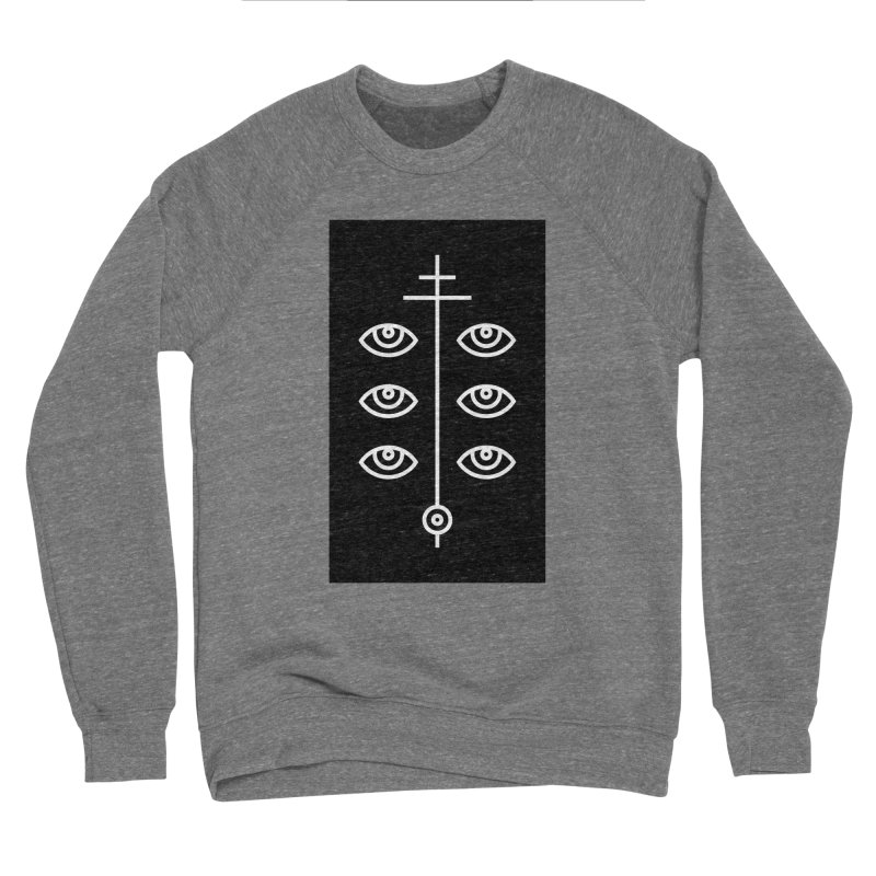 The Seal Men's Sweatshirt by 2556 - Works by Jeremy Burns
