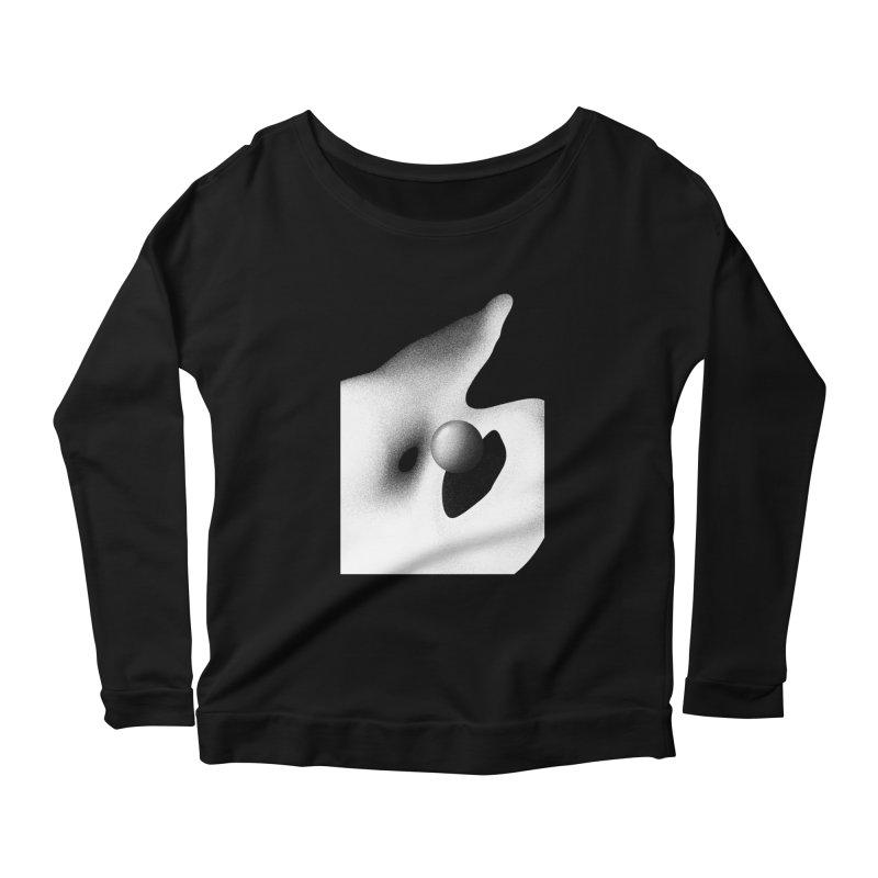 Lost Planet Women's Longsleeve T-Shirt by 2556 - Works by Jeremy Burns