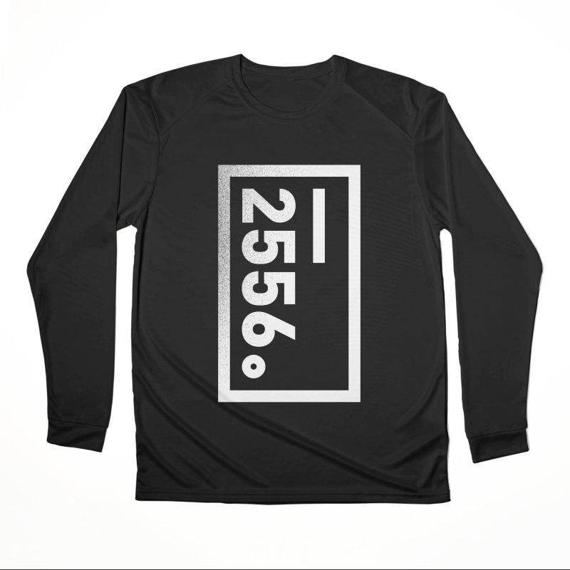 2556 Distressed Logo Women's Longsleeve T-Shirt by 2556 - Works by Jeremy Burns