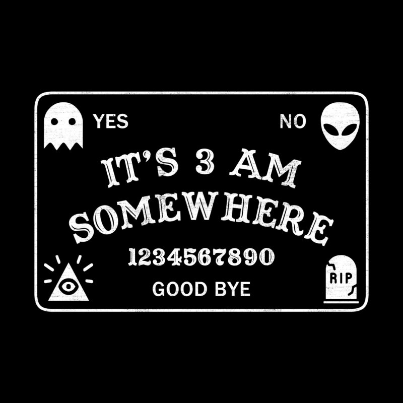 It's 3AM Somewhere Men's T-Shirt by 27AM