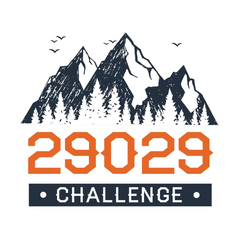 29029 Challenge by Aaron Travels World Official Store