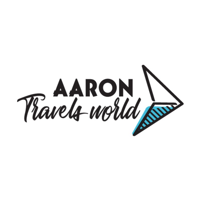 Aaron Travels World Men's T-Shirt by Aaron Travels World Official Store