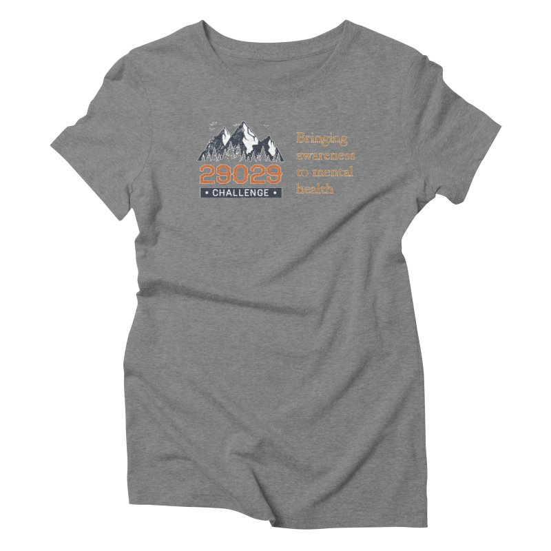 Bringing Awareness Women's Triblend T-Shirt by Aaron Travels World Official Store