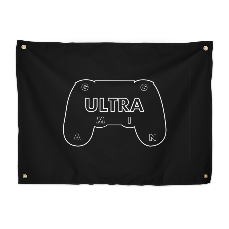 ULTRA GAMING Home Tapestry by 2Dyzain's Artist Shop