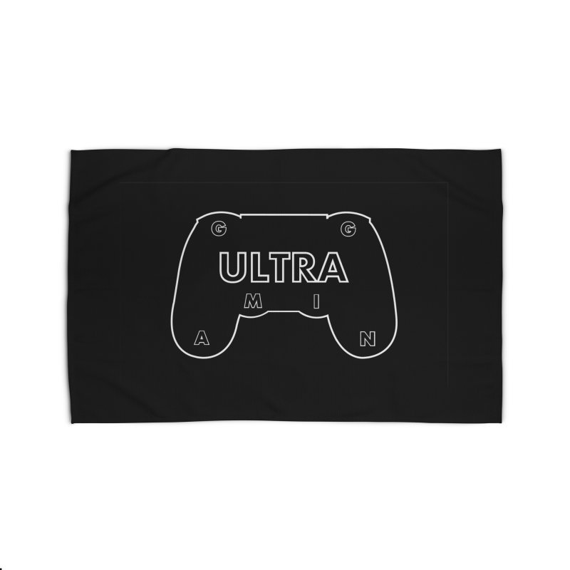 ULTRA GAMING Home Rug by 2Dyzain's Artist Shop