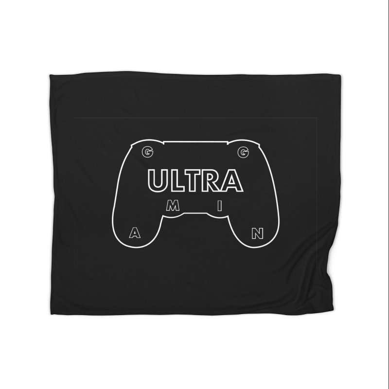 ULTRA GAMING Home Blanket by 2Dyzain's Artist Shop