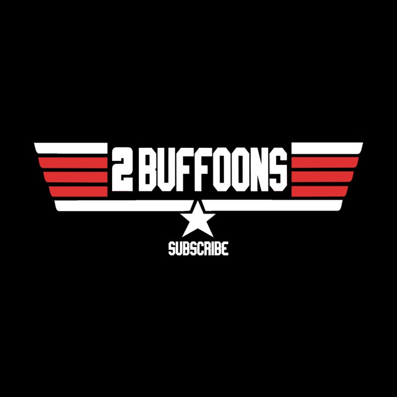 Top Buffoons Maverick Gun Men's T-Shirt by 2buffoons's Artist Shop