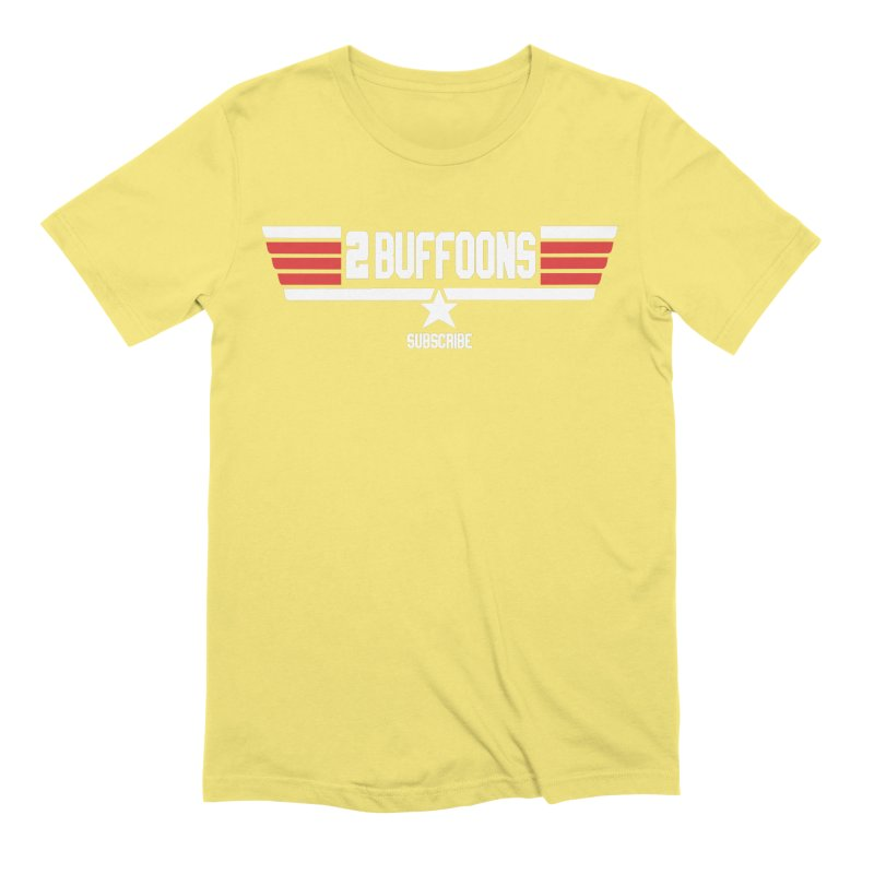 Top Buffoons Maverick Gun Men's T-Shirt by 2buffoons's Artist Shop