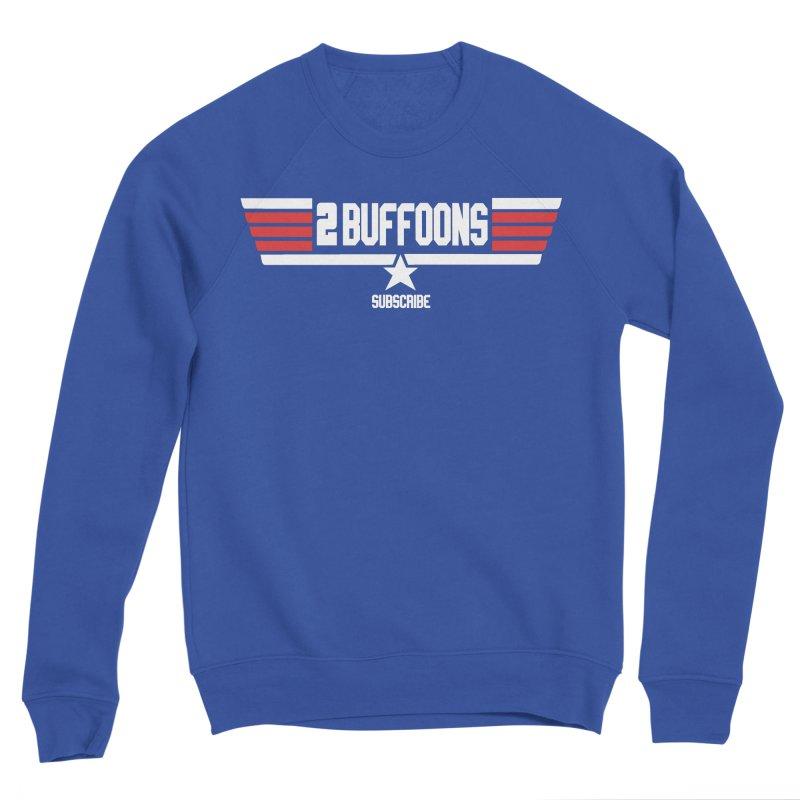 Top Buffoons Maverick Gun Women's Sponge Fleece Sweatshirt by 2buffoons's Artist Shop