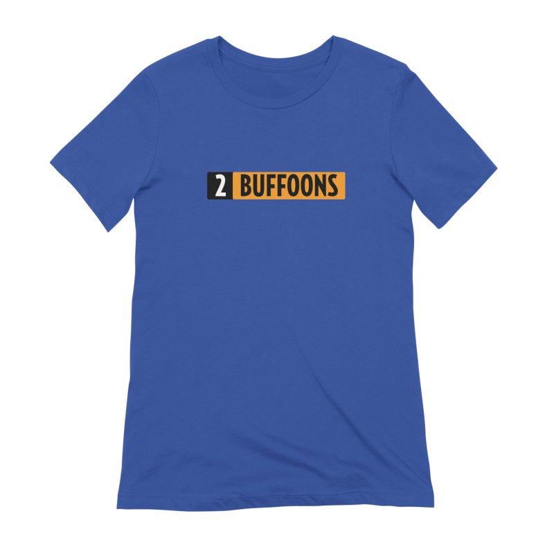 2 Buffoons Hub Women's Extra Soft T-Shirt by 2buffoons's Artist Shop
