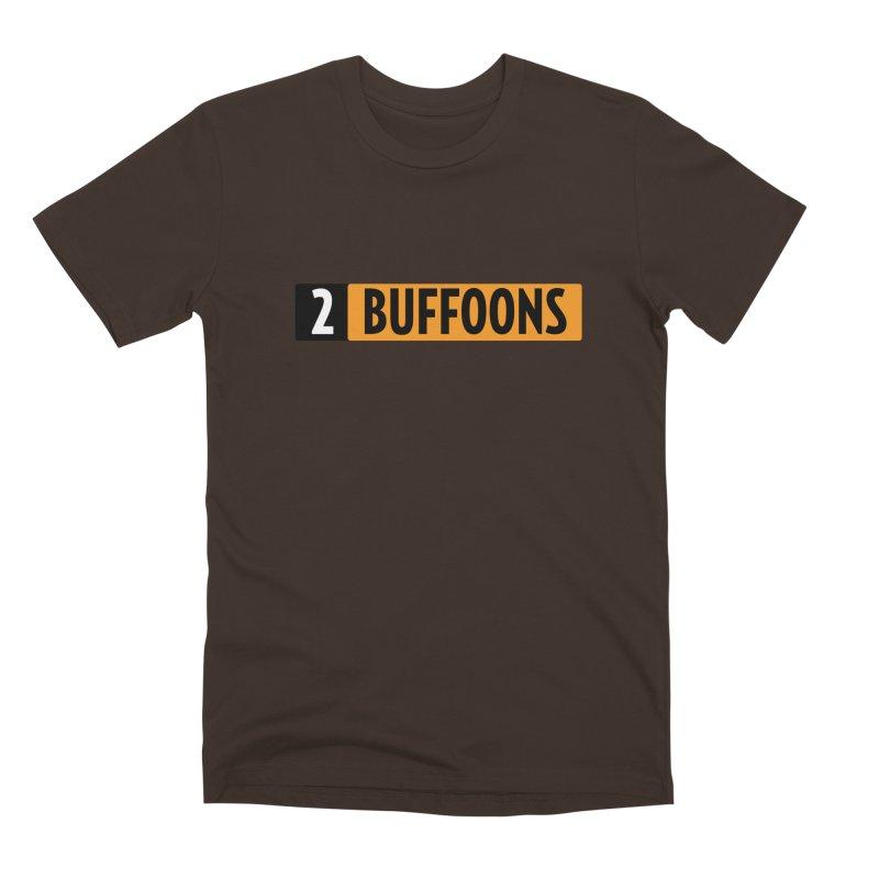 2 Buffoons Hub Men's Premium T-Shirt by 2buffoons's Artist Shop