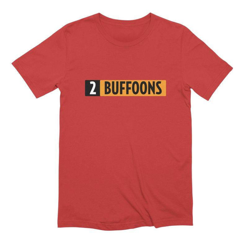 2 Buffoons Hub Men's Extra Soft T-Shirt by 2buffoons's Artist Shop