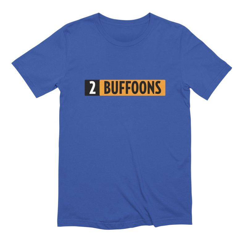 2 Buffoons Hub Men's T-Shirt by 2buffoons's Artist Shop