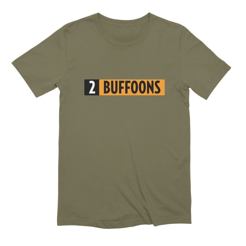 2 Buffoons Hub Men's T-Shirt by 2buffoons's Artist Shop
