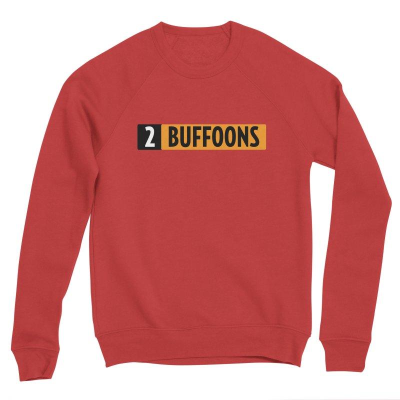 2 Buffoons Hub Men's Sponge Fleece Sweatshirt by 2buffoons's Artist Shop