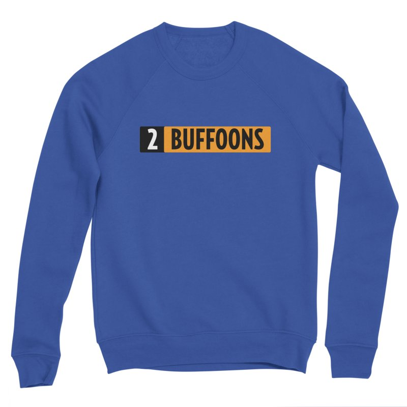 2 Buffoons Hub Women's Sponge Fleece Sweatshirt by 2buffoons's Artist Shop