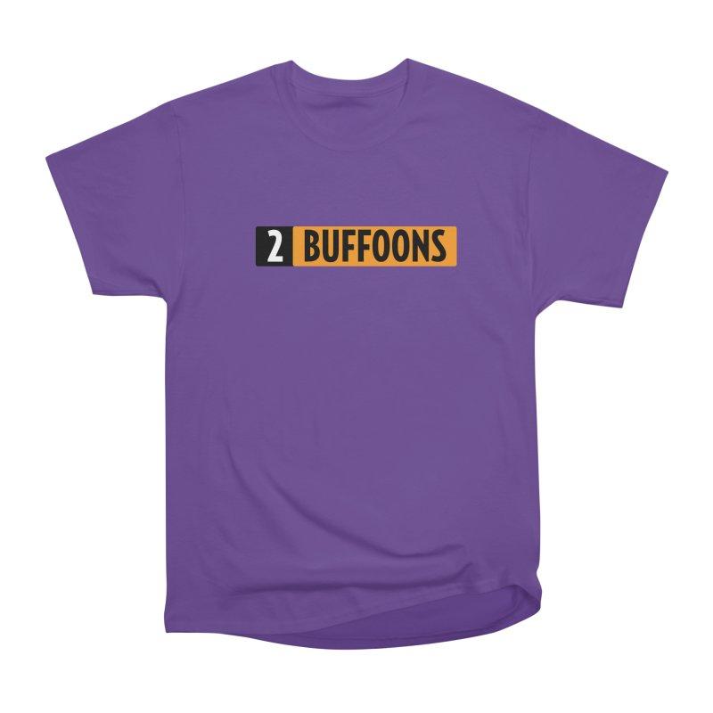 2 Buffoons Hub Women's Heavyweight Unisex T-Shirt by 2buffoons's Artist Shop
