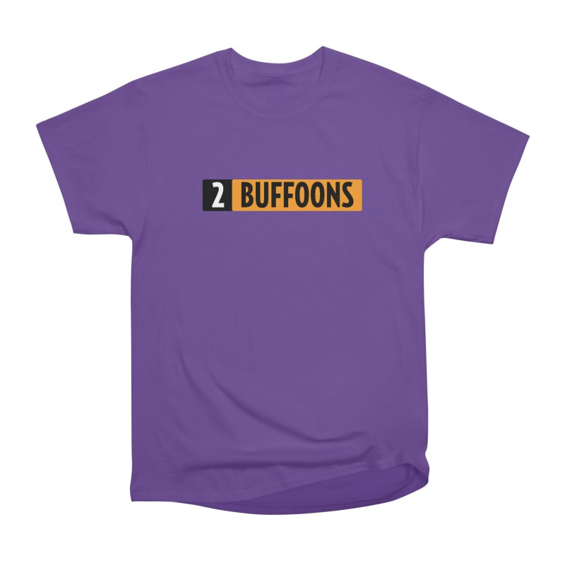 2 Buffoons Hub Men's Heavyweight T-Shirt by 2buffoons's Artist Shop