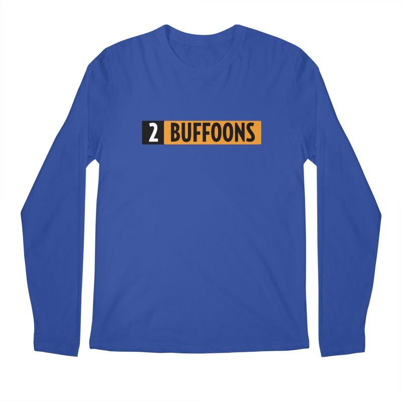 2 Buffoons Hub Men's Regular Longsleeve T-Shirt by 2buffoons's Artist Shop