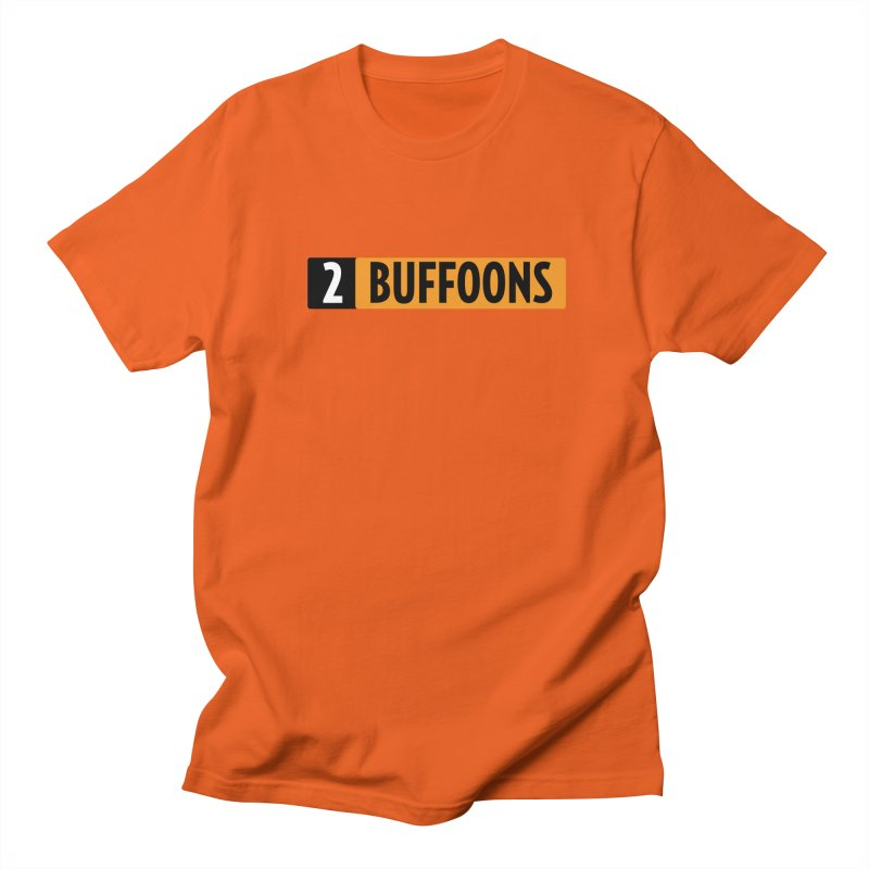 2 Buffoons Hub Men's Regular T-Shirt by 2buffoons's Artist Shop