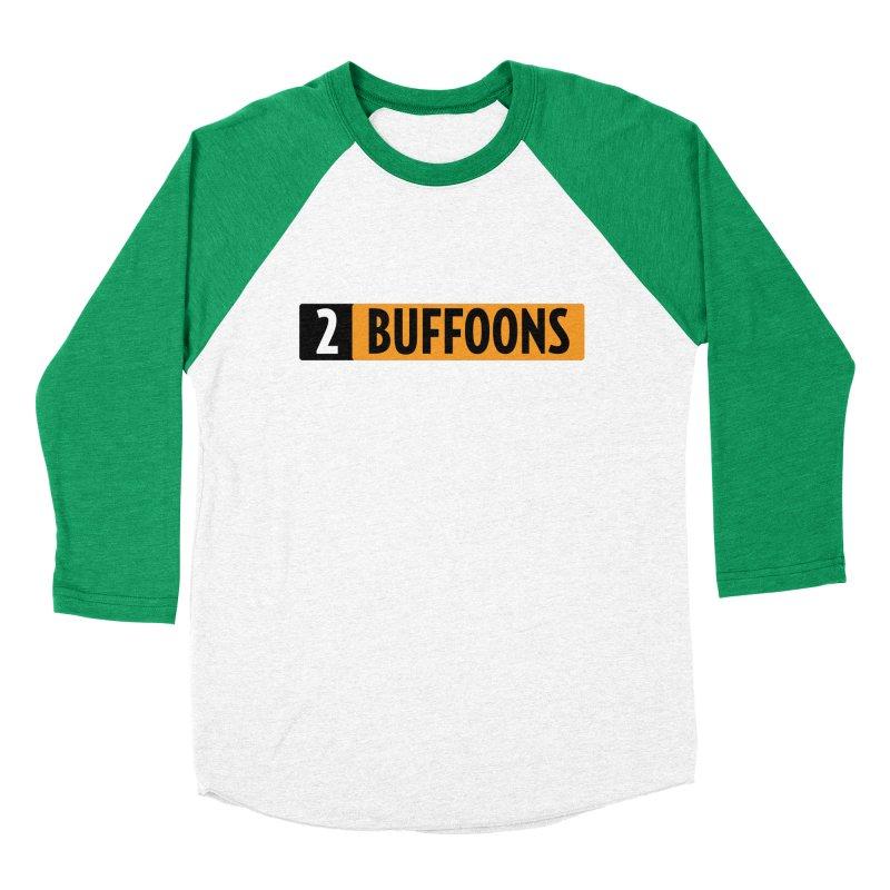 2 Buffoons Hub Women's Baseball Triblend Longsleeve T-Shirt by 2buffoons's Artist Shop