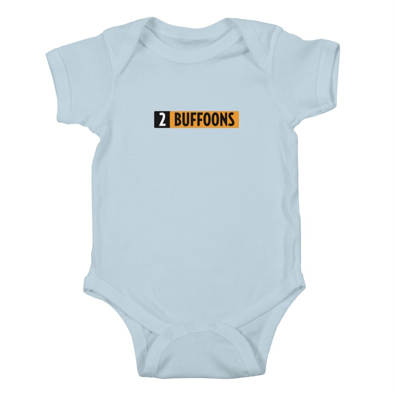 2 Buffoons Hub Kids Baby Bodysuit by 2buffoons's Artist Shop