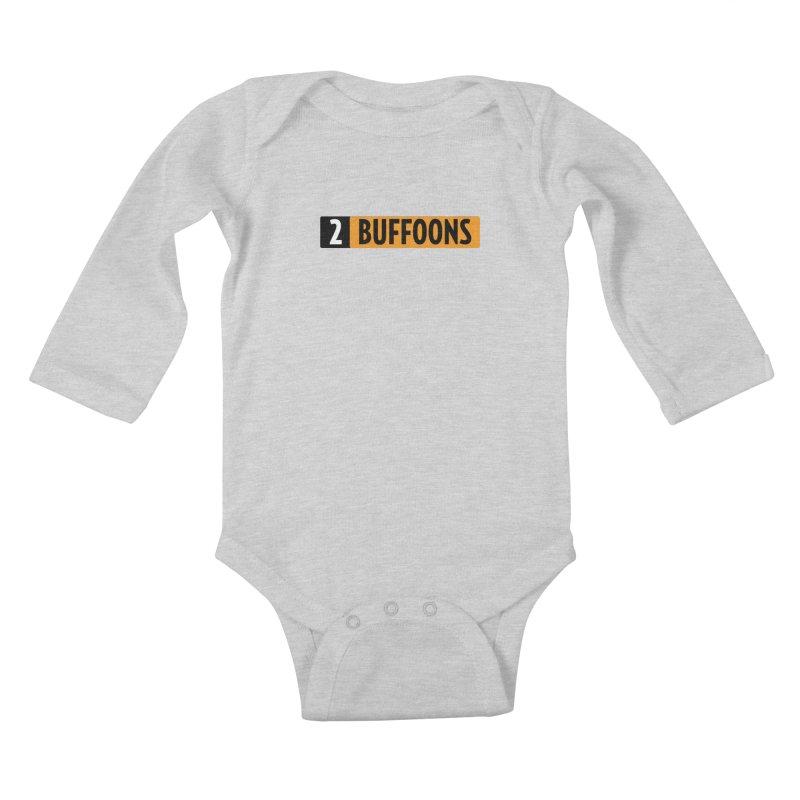 2 Buffoons Hub Kids Baby Longsleeve Bodysuit by 2buffoons's Artist Shop