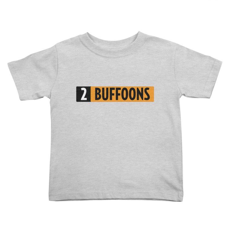 2 Buffoons Hub Kids Toddler T-Shirt by 2buffoons's Artist Shop
