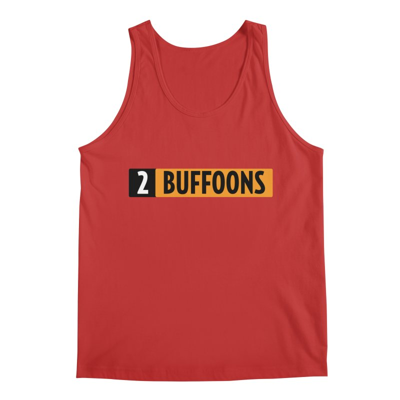 2 Buffoons Hub Men's Regular Tank by 2buffoons's Artist Shop