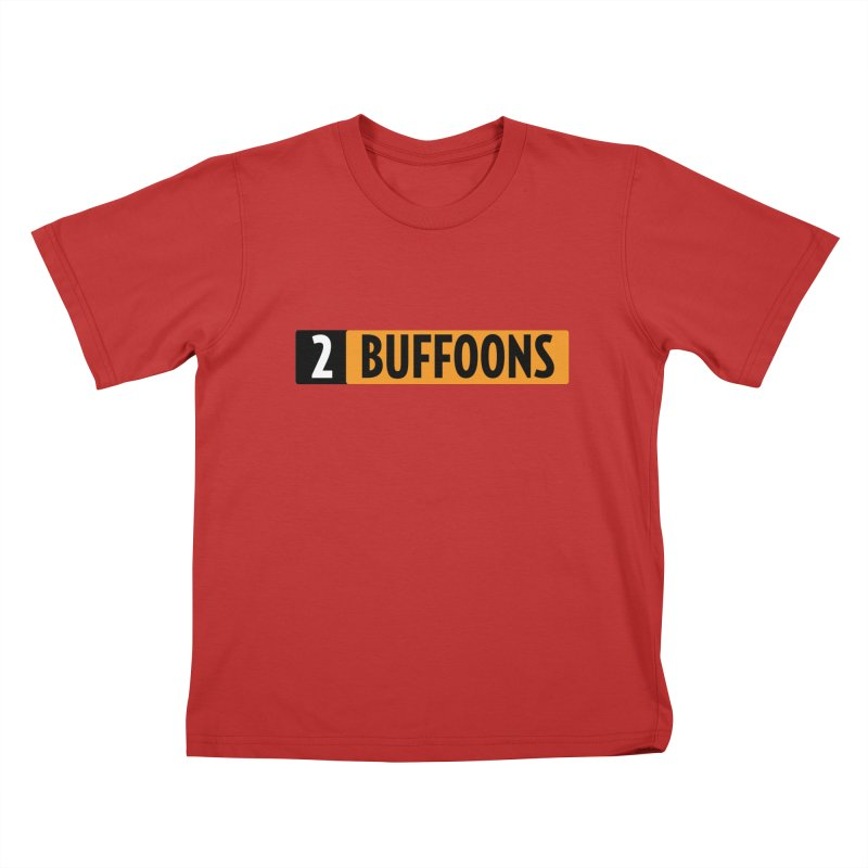 2 Buffoons Hub Kids T-Shirt by 2buffoons's Artist Shop
