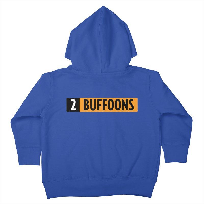 2 Buffoons Hub Kids Toddler Zip-Up Hoody by 2buffoons's Artist Shop