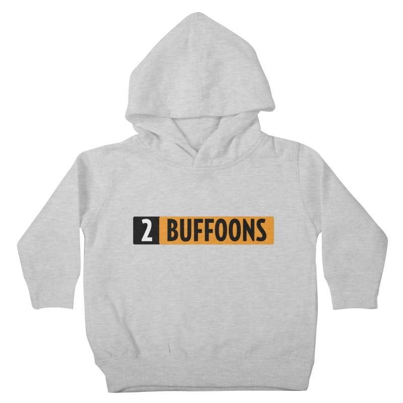 2 Buffoons Hub Kids Toddler Pullover Hoody by 2buffoons's Artist Shop