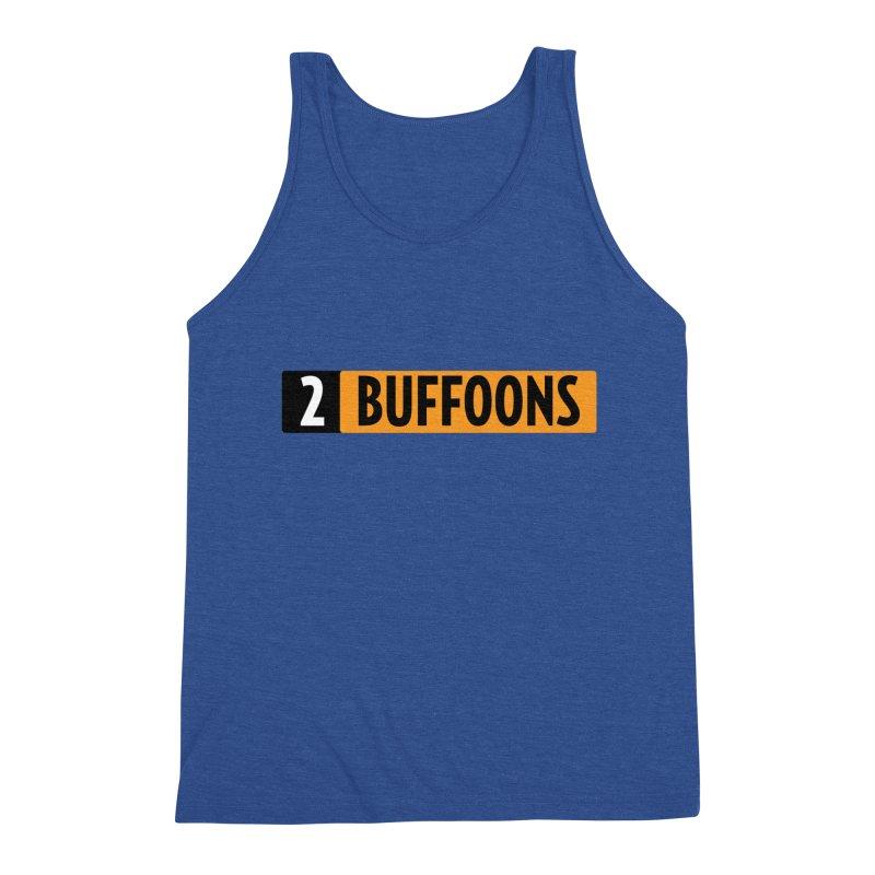 2 Buffoons Hub Men's Triblend Tank by 2buffoons's Artist Shop