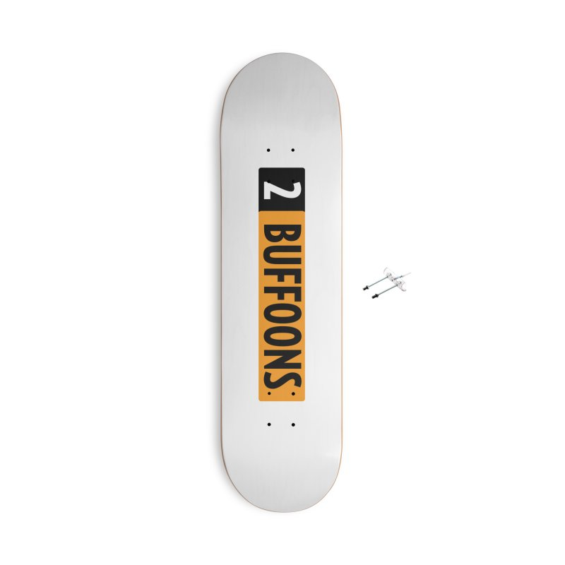 2 Buffoons Hub Accessories With Hanging Hardware Skateboard by 2buffoons's Artist Shop