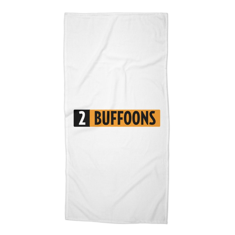 2 Buffoons Hub Accessories Beach Towel by 2buffoons's Artist Shop