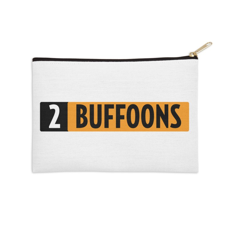 2 Buffoons Hub Accessories Zip Pouch by 2buffoons's Artist Shop