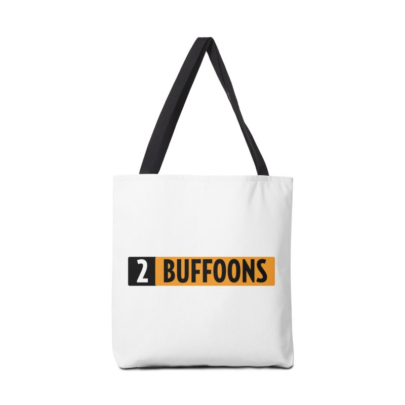 2 Buffoons Hub Accessories Tote Bag Bag by 2buffoons's Artist Shop