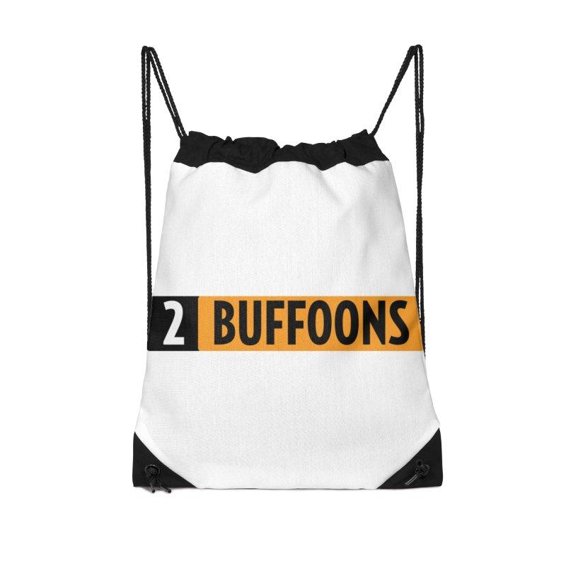 2 Buffoons Hub Accessories Drawstring Bag Bag by 2buffoons's Artist Shop