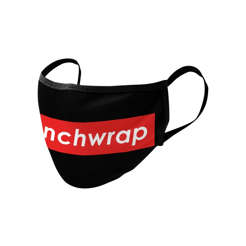 CrunchWrap Accessories Face Mask by 2buffoons's Artist Shop