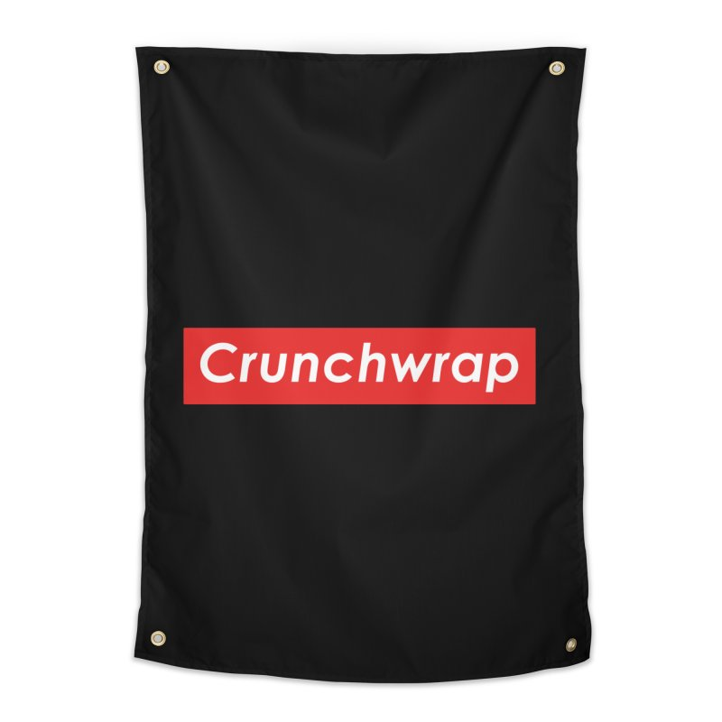 CrunchWrap Home Tapestry by 2buffoons's Artist Shop