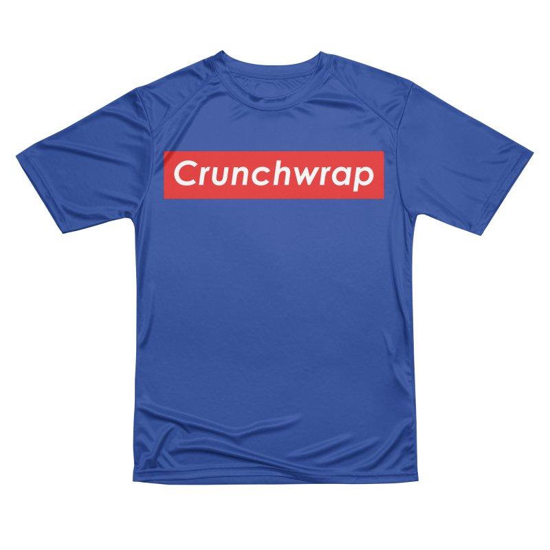 CrunchWrap Men's Performance T-Shirt by 2buffoons's Artist Shop