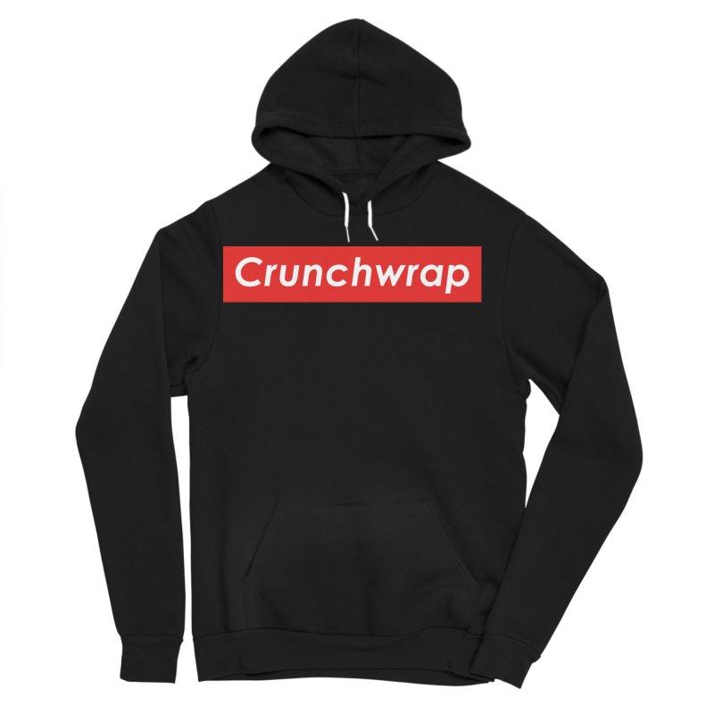CrunchWrap Women's Sponge Fleece Pullover Hoody by 2buffoons's Artist Shop