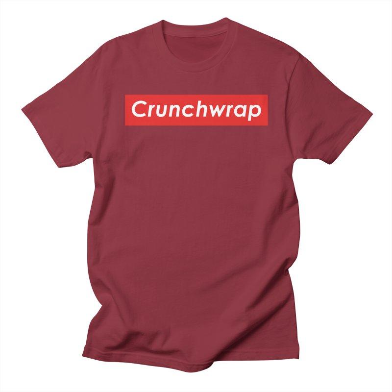 CrunchWrap Women's Regular Unisex T-Shirt by 2buffoons's Artist Shop