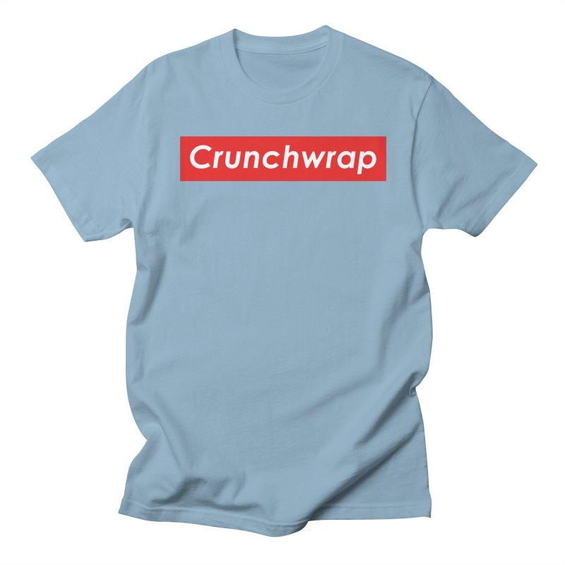 CrunchWrap Men's Regular T-Shirt by 2buffoons's Artist Shop