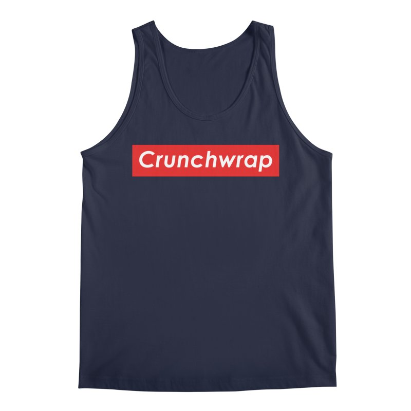 CrunchWrap Men's Regular Tank by 2buffoons's Artist Shop